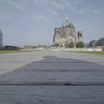 Der Dom vom Schlossplatz aus